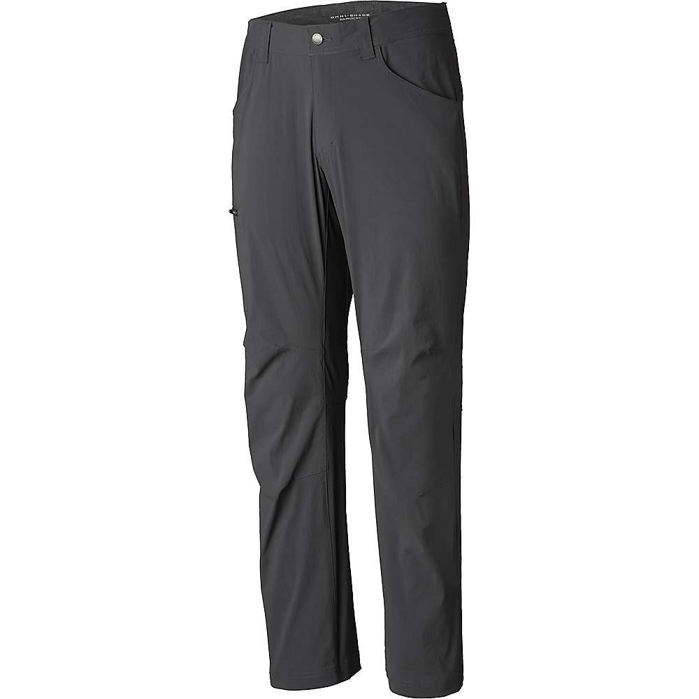 コロンビア Columbia メンズ ハイキング・登山 ボトムス・パンツ【Silver Ridge II Stretch Pant】Grill