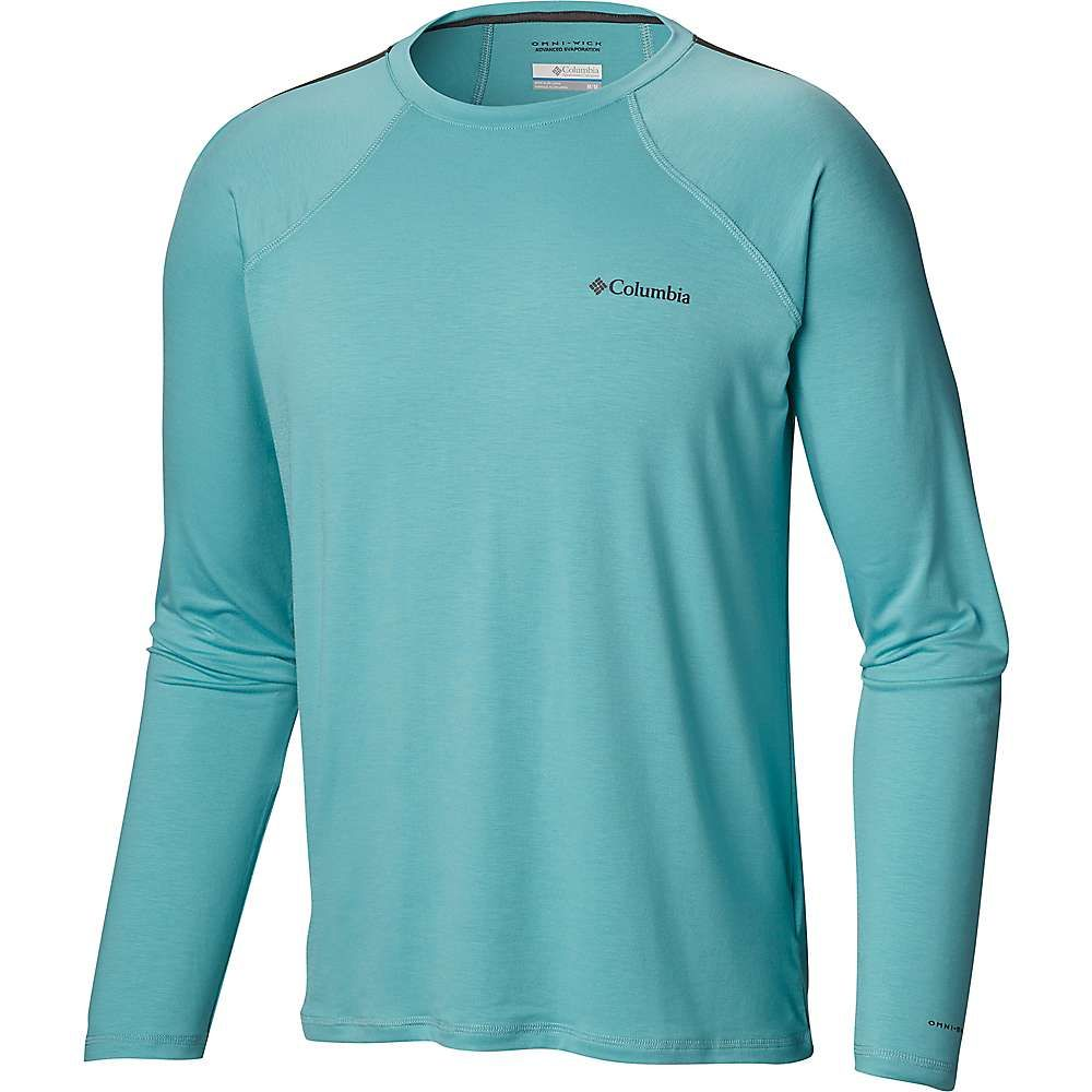 品質が完璧 コロンビア Columbia Shirt】Iceberg メンズ ハイキング Columbia トップス【Sol・登山 トップス【Sol Resist II LS Shirt】Iceberg, 洲本市:20265873 --- bibliahebraica.com.br
