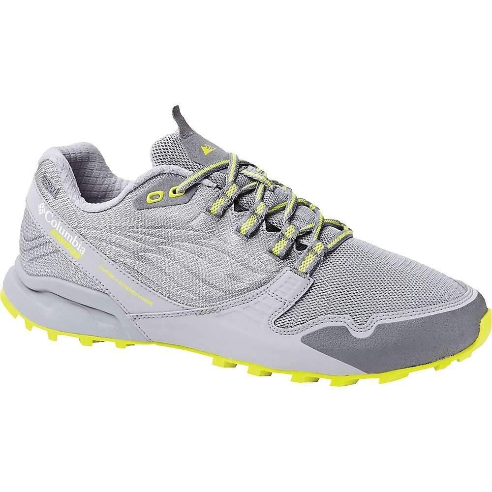 コロンビア Columbia Footwear メンズ ハイキング・登山 シューズ・靴【Columbia Alpine FTG OutDry Shoe】Ti Grey Steel/Zour