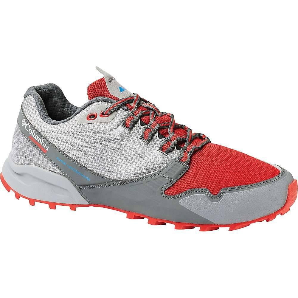 コロンビア Columbia Footwear メンズ ハイキング・登山 シューズ・靴【Columbia Alpine FTG Shoe】Monument/Bright Red