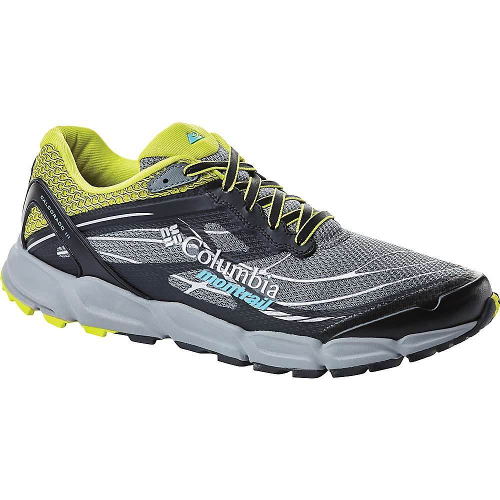 コロンビア Columbia Footwear メンズ ランニング・ウォーキング シューズ・靴【Columbia Caldorado III Shoe】Ti Grey Steel/Atoll