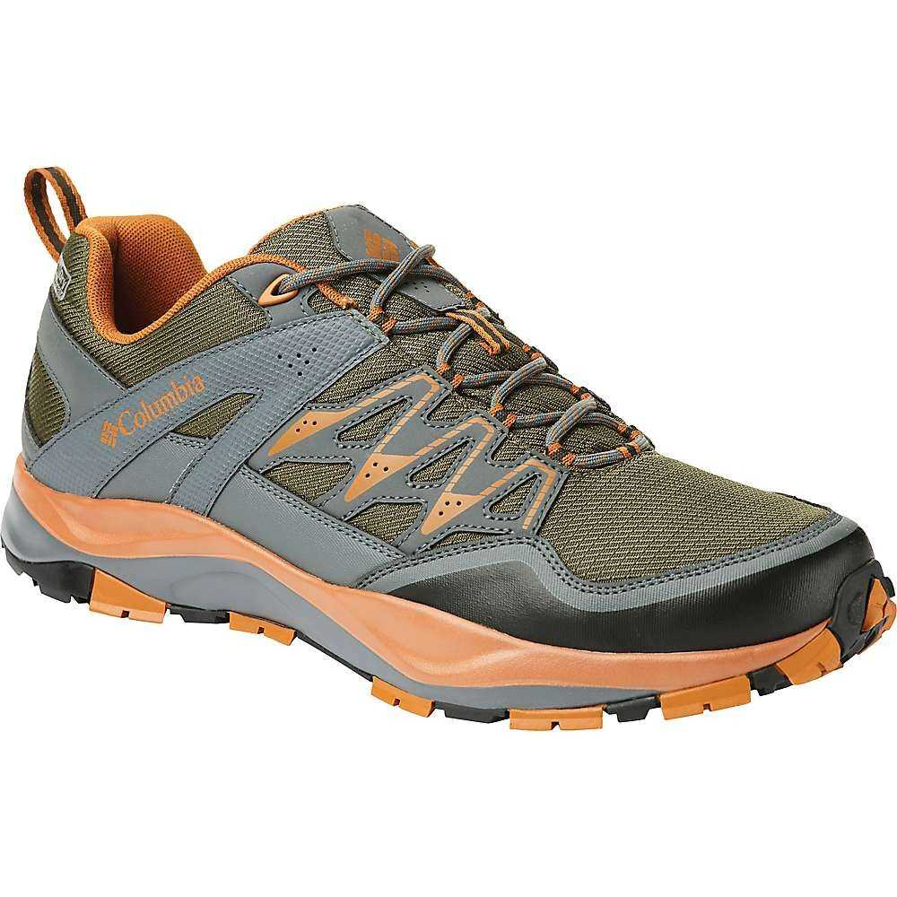 コロンビア Columbia Footwear メンズ ハイキング・登山 シューズ・靴【Columbia Wayfinder OutDry Shoe】Nori/Bright Copper