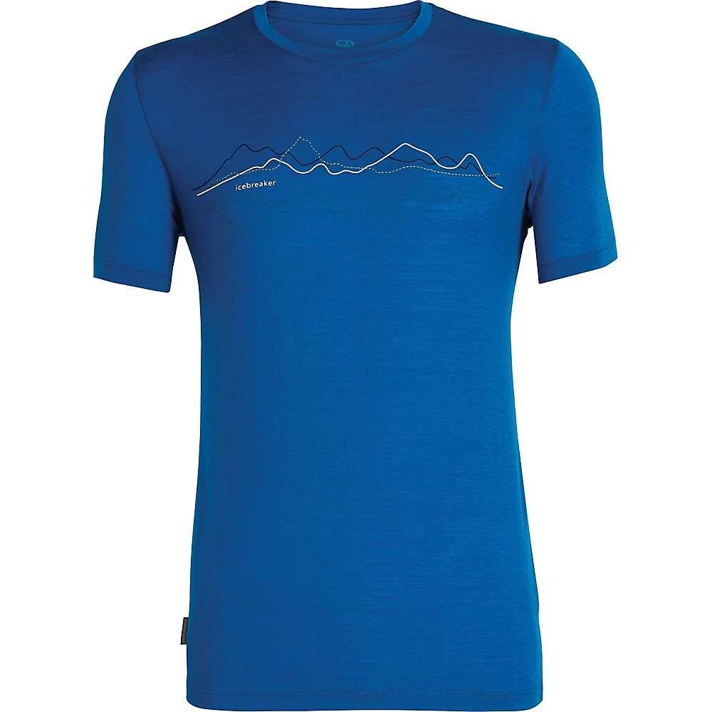 アイスブレーカー Icebreaker メンズ ハイキング・登山 トップス【Tech Lite SS Crewe Original Shirt】Isle