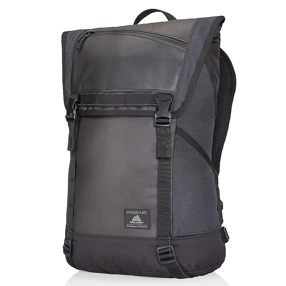グレゴリー ユニセックス メンズ レディース バッグ バックパック・リュック【Gregory Pierpont Backpack】Asphalt Black