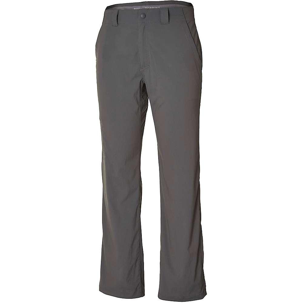 ロイヤルロビンズ メンズ ハイキング ウェア【Royal Robbins Everyday Traveler Pant】Charcoal