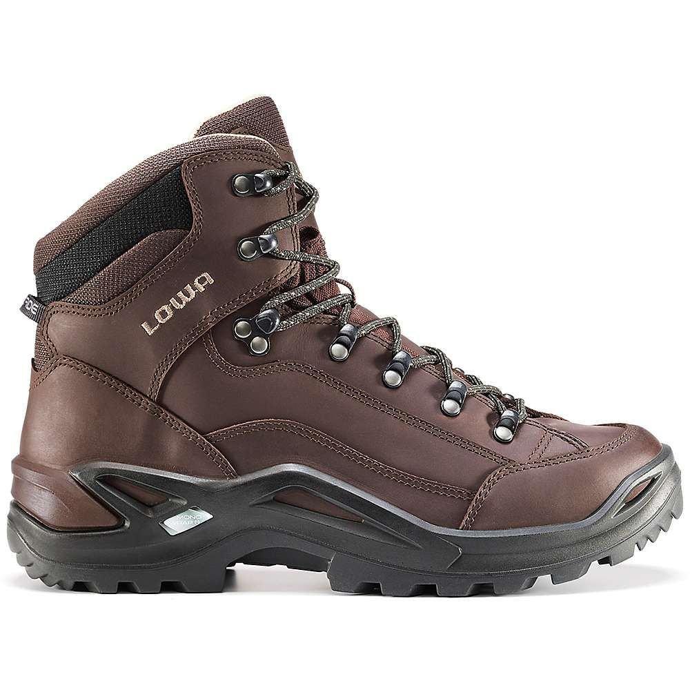 ローバー Lowa Boots メンズ ハイキング・登山 シューズ・靴【Lowa Renegade LL Mid Boot】Espresso