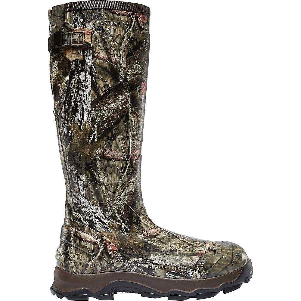 ラクロッセ Lacrosse メンズ ハイキング・登山 シューズ・靴【4xBurly 800G Boot】Mossy Oak Break Up Country