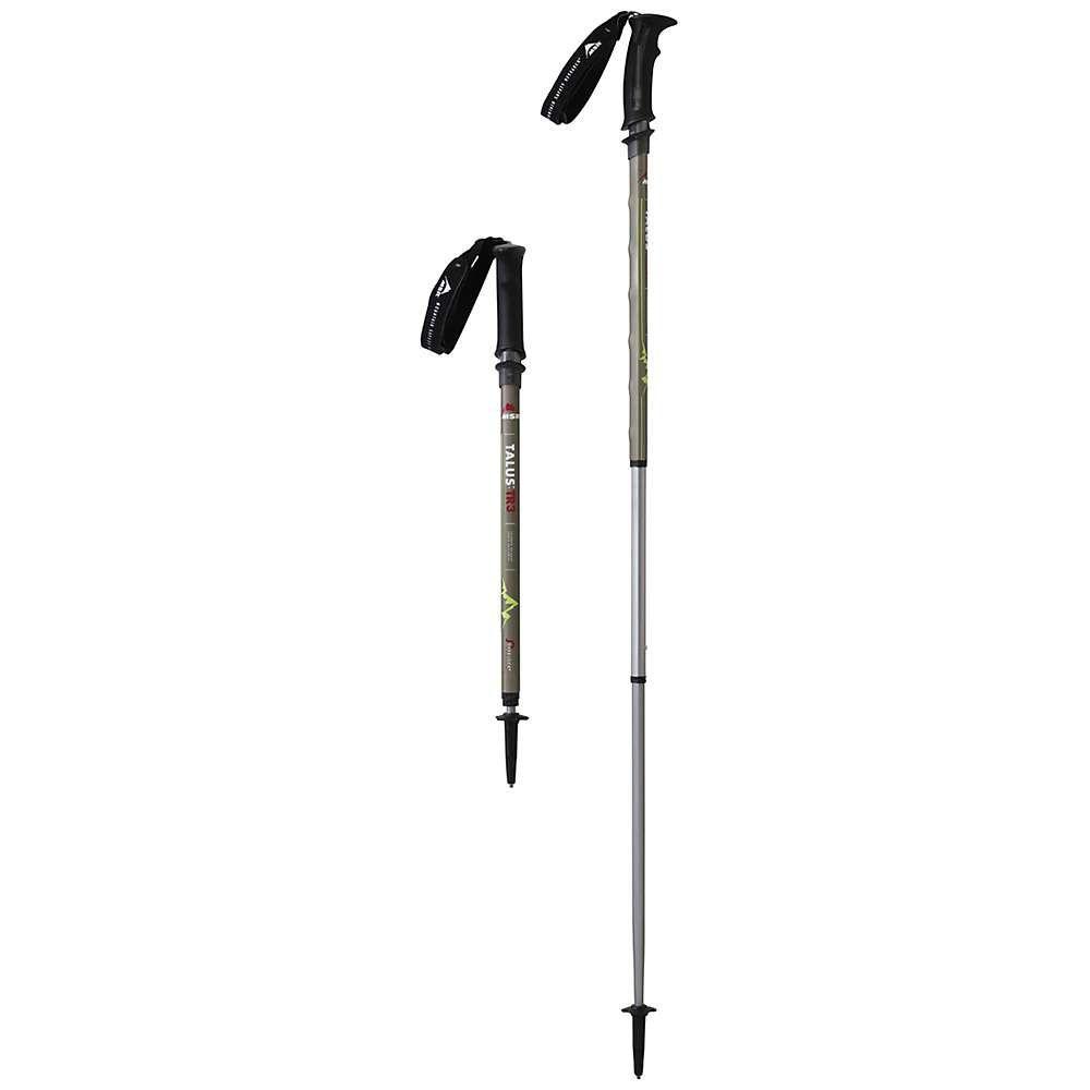 エムエスアール MSR メンズ ハイキング・登山【Talus TR-2 Trekking Pole】Basalt