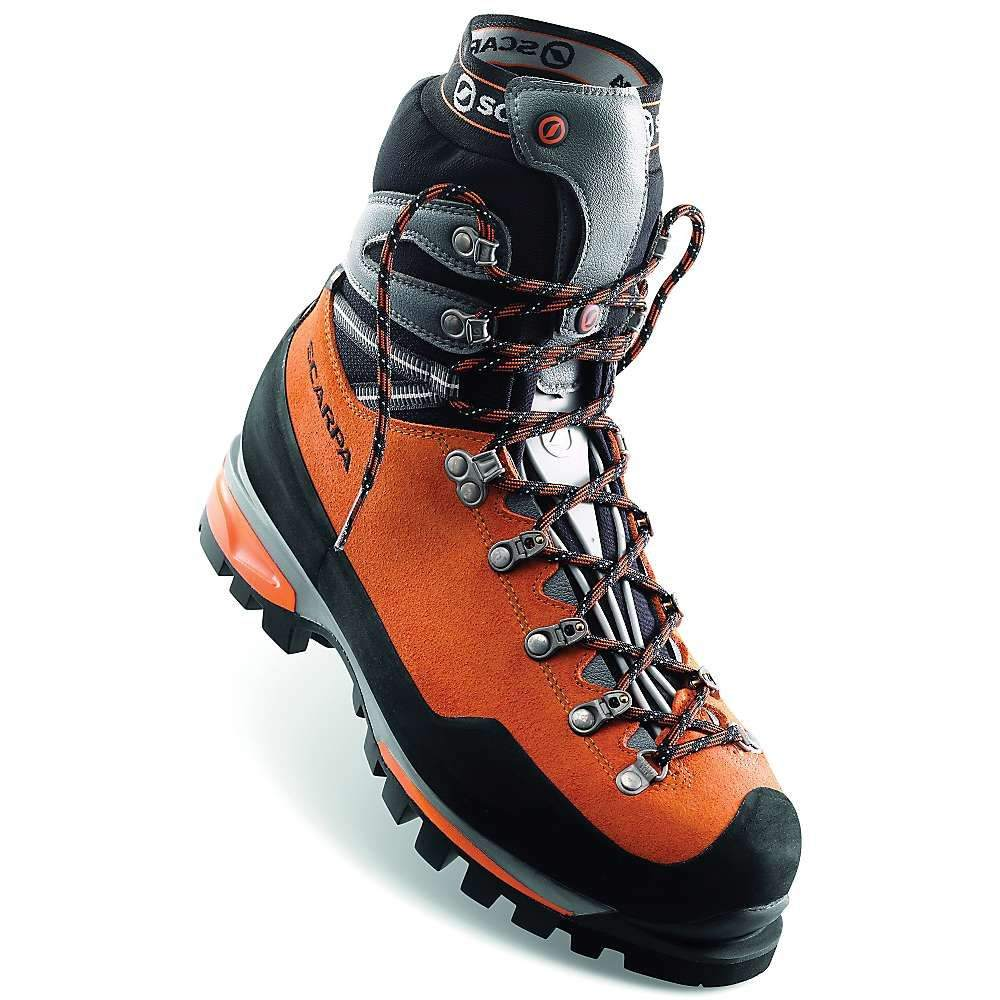 スカルパ Scarpa メンズ ハイキング・登山 シューズ・靴【Mont Blanc Pro GTX Boot】Orange