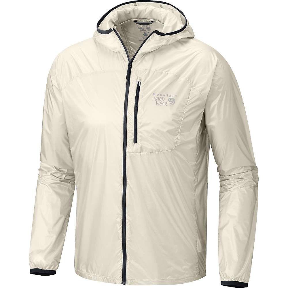 マウンテンハードウェア Mountain Hardwear メンズ ランニング・ウォーキング アウター【Ghost Lite Jacket】Stone 1023