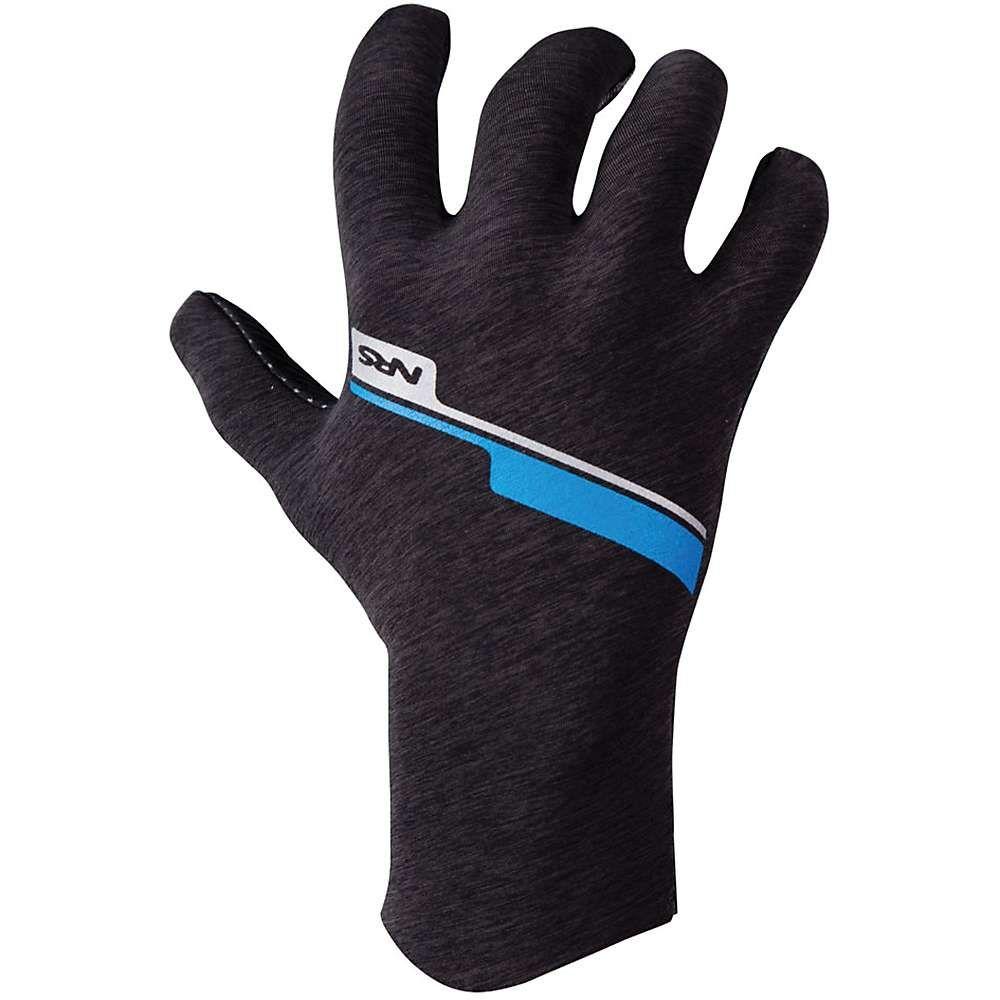 エヌアールエス NRS メンズ サーフィン グローブ【Hydroskin Glove】Grey Heather