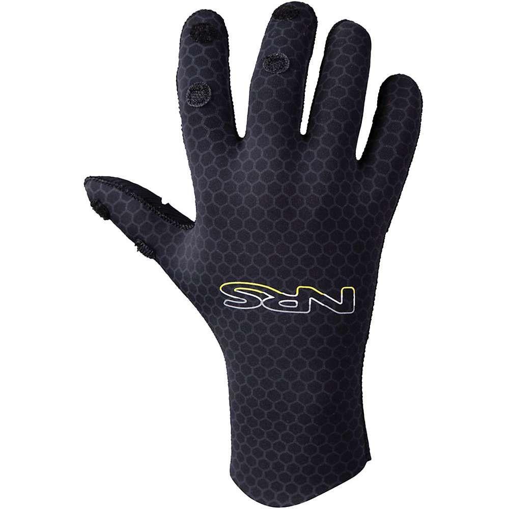 エヌアールエス NRS メンズ サーフィン グローブ【Hydroskin 2.0 Forecast Glove】Black