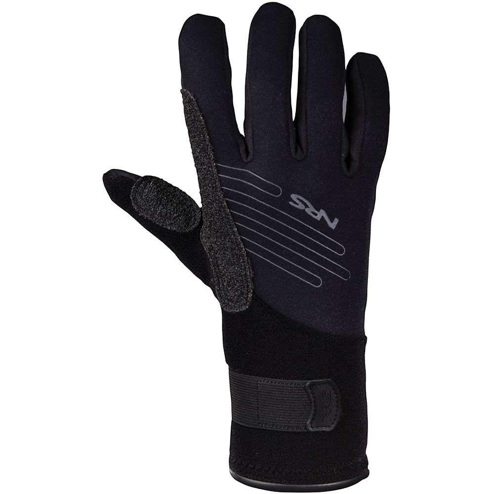 エヌアールエス NRS メンズ サーフィン グローブ【Tactical Glove】Black