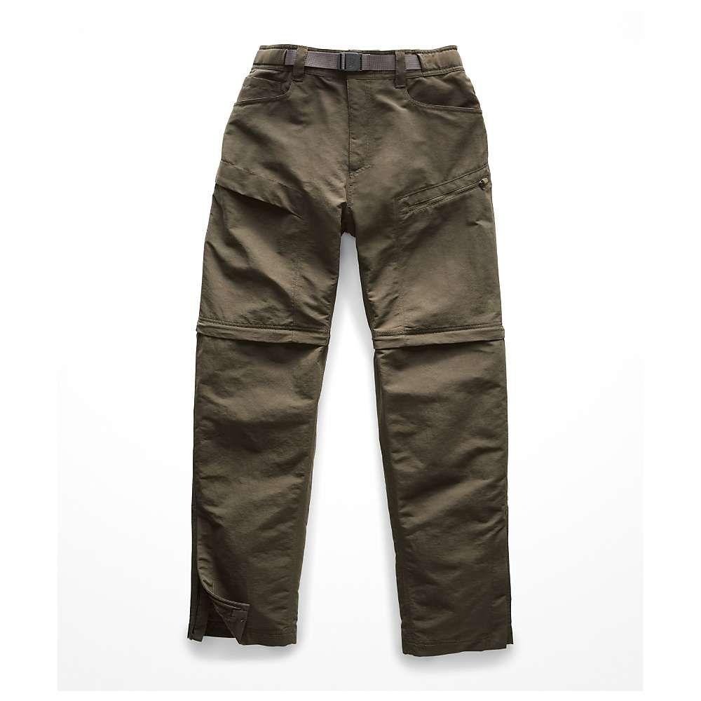 ザ ノースフェイス The North Face メンズ ハイキング・登山 ボトムス・パンツ【Paramount Trail Convertible Pant】New Taupe Green