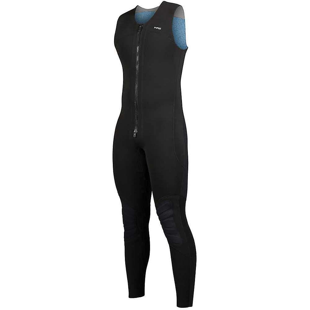 エヌアールエス NRS メンズ 水着・ビーチウェア ウェットスーツ【3.0 Ultra John Wetsuit】Black