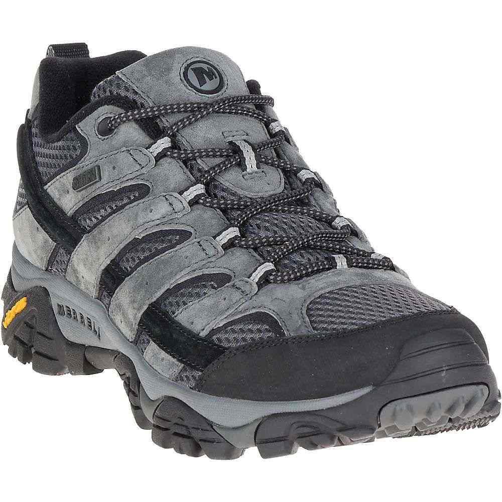 メレル Merrell メンズ ハイキング・登山 シューズ・靴【MOAB 2 Waterproof Shoe】Granite