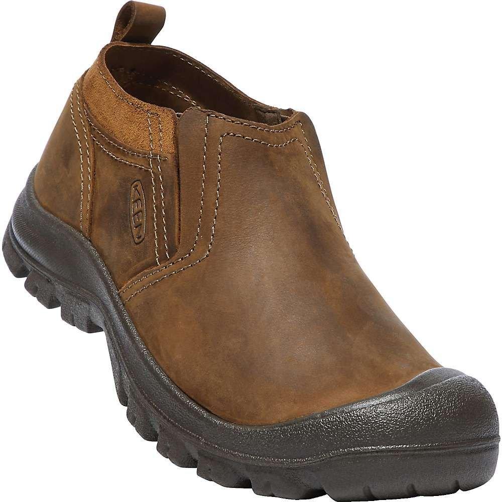 キーン Keen メンズ シューズ・靴 スリッポン・フラット【Grayson Slip On FG Shoe】Mid Brown/Scylum
