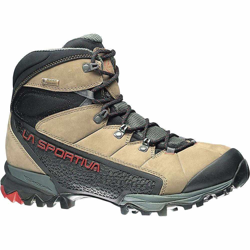 ラスポルティバ La Sportiva メンズ ハイキング・登山 シューズ・靴【Nucleo High GTX Boot】Taupe/Brick