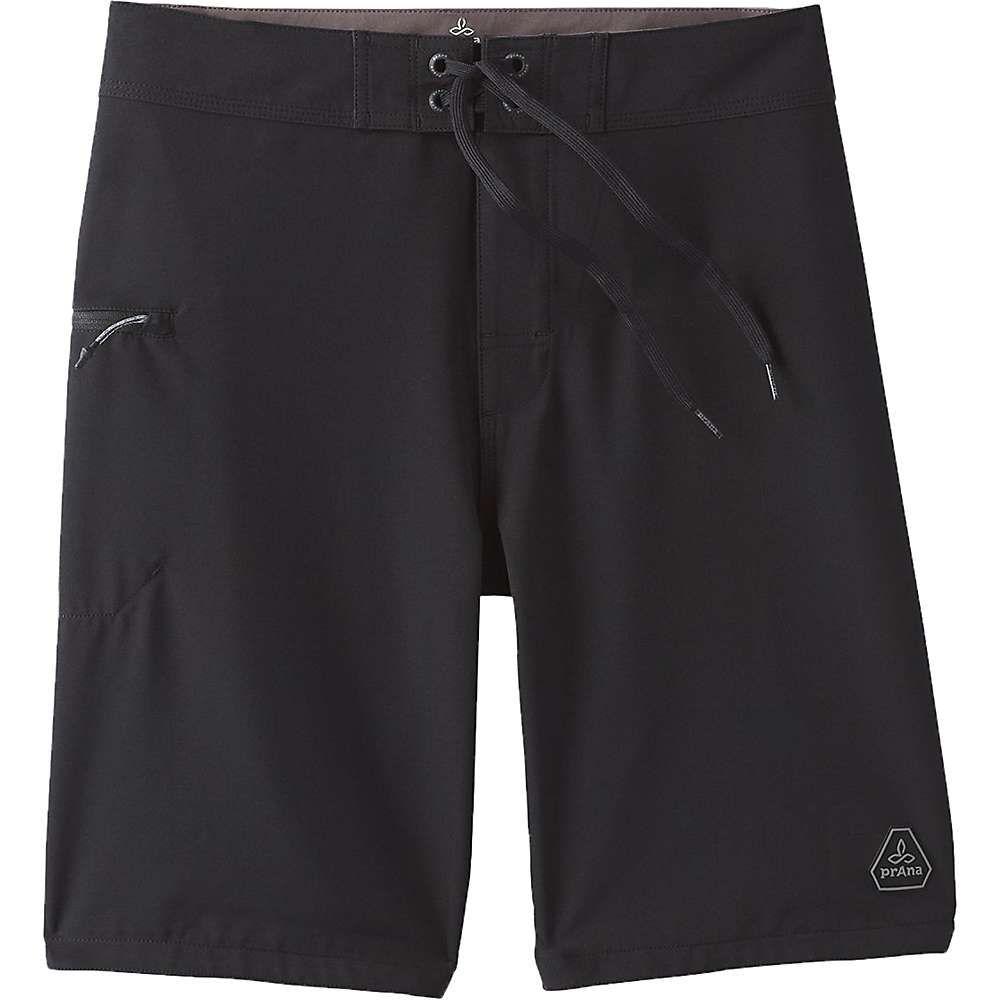 プラーナ Prana メンズ 水着・ビーチウェア 海パン【Fenton 10 Inch Boardshort】Black