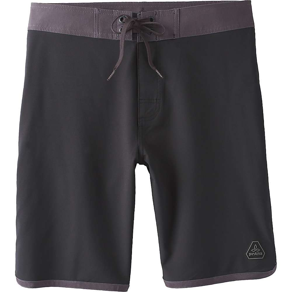 プラーナ Prana メンズ 水着・ビーチウェア 海パン【High Seas Boardshort】Black