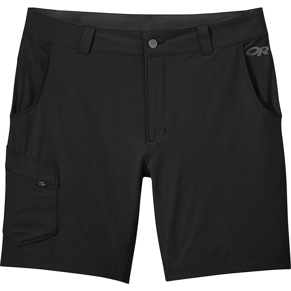 アウトドアリサーチ Outdoor Research メンズ ハイキング・登山 ボトムス・パンツ【Ferrosi 10 Inch Short】Black