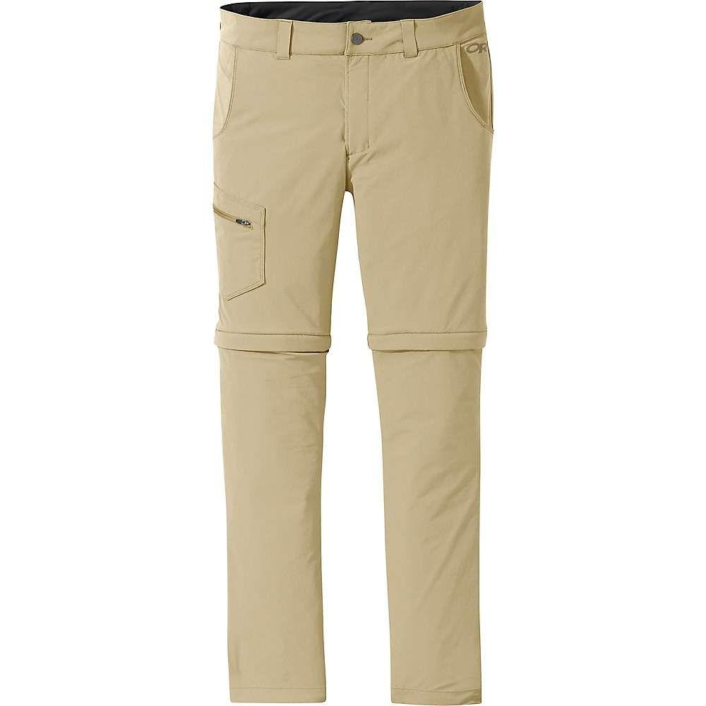 アウトドアリサーチ Outdoor Research メンズ ハイキング・登山 ボトムス・パンツ【Ferrosi Convertible Pant】Hazelwood