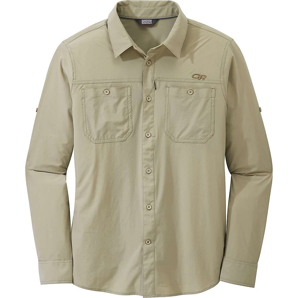 アウトドアリサーチ Outdoor Research メンズ ハイキング・登山 トップス【Wayward LS Shirt】Hazelwood