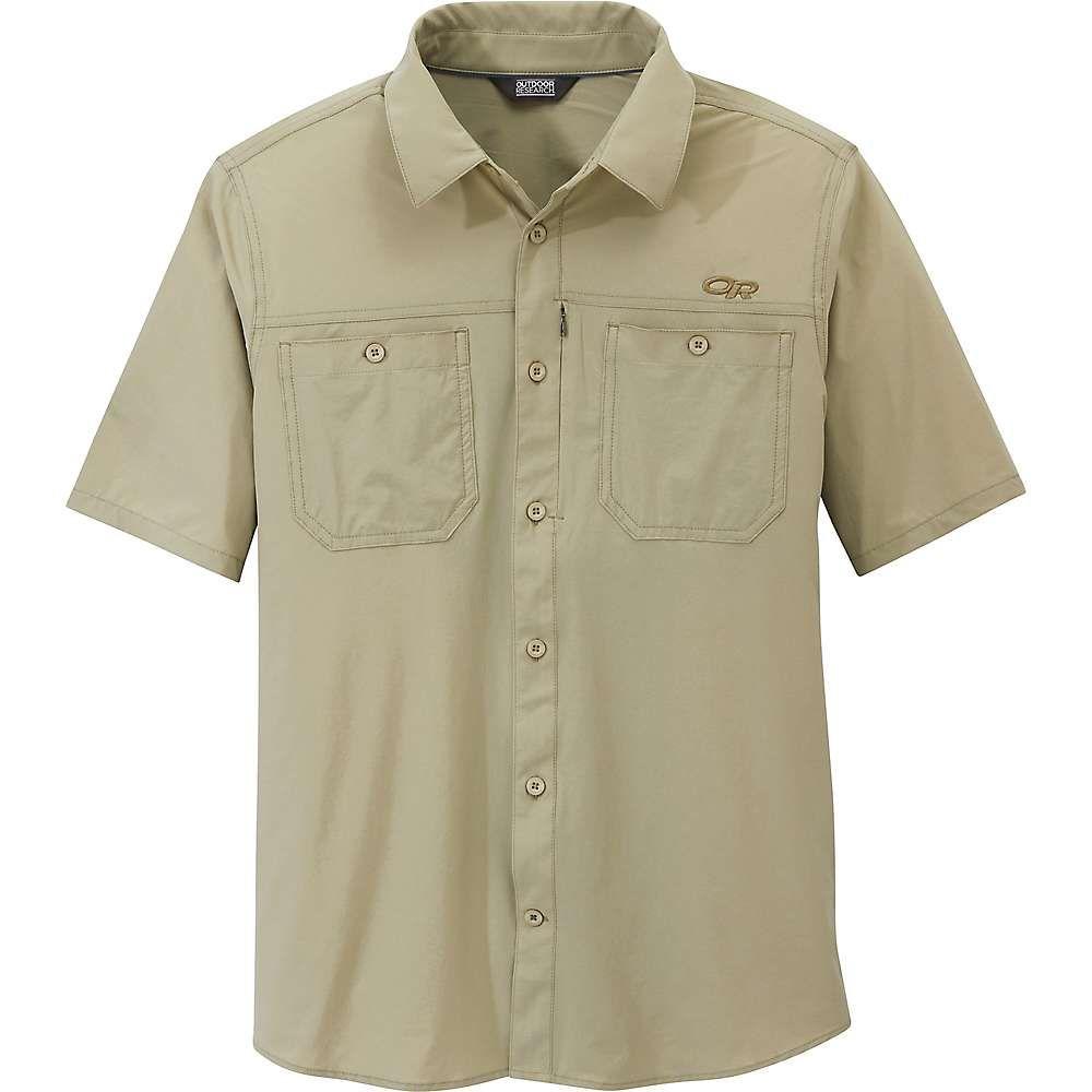 アウトドアリサーチ Outdoor Research メンズ ハイキング・登山 トップス【Wayward SS Shirt】Hazelwood