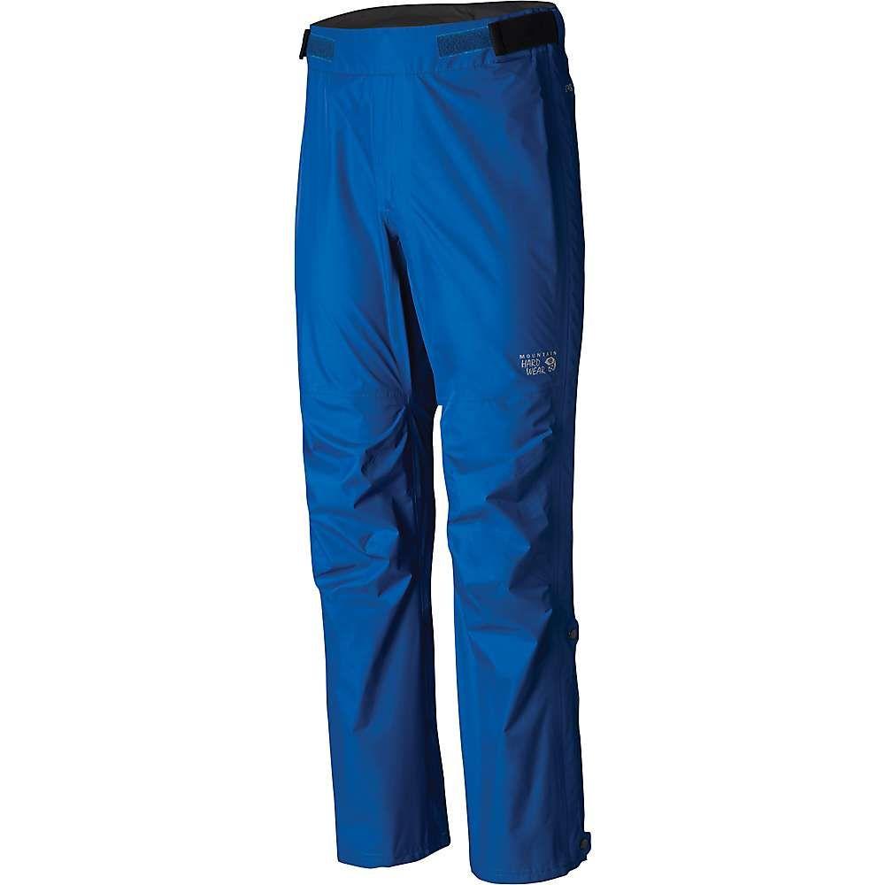 マウンテンハードウェア Mountain Hardwear メンズ スキー・スノーボード ボトムス・パンツ【Exposure/2 GTX Paclite Pant】Nightfall Blue