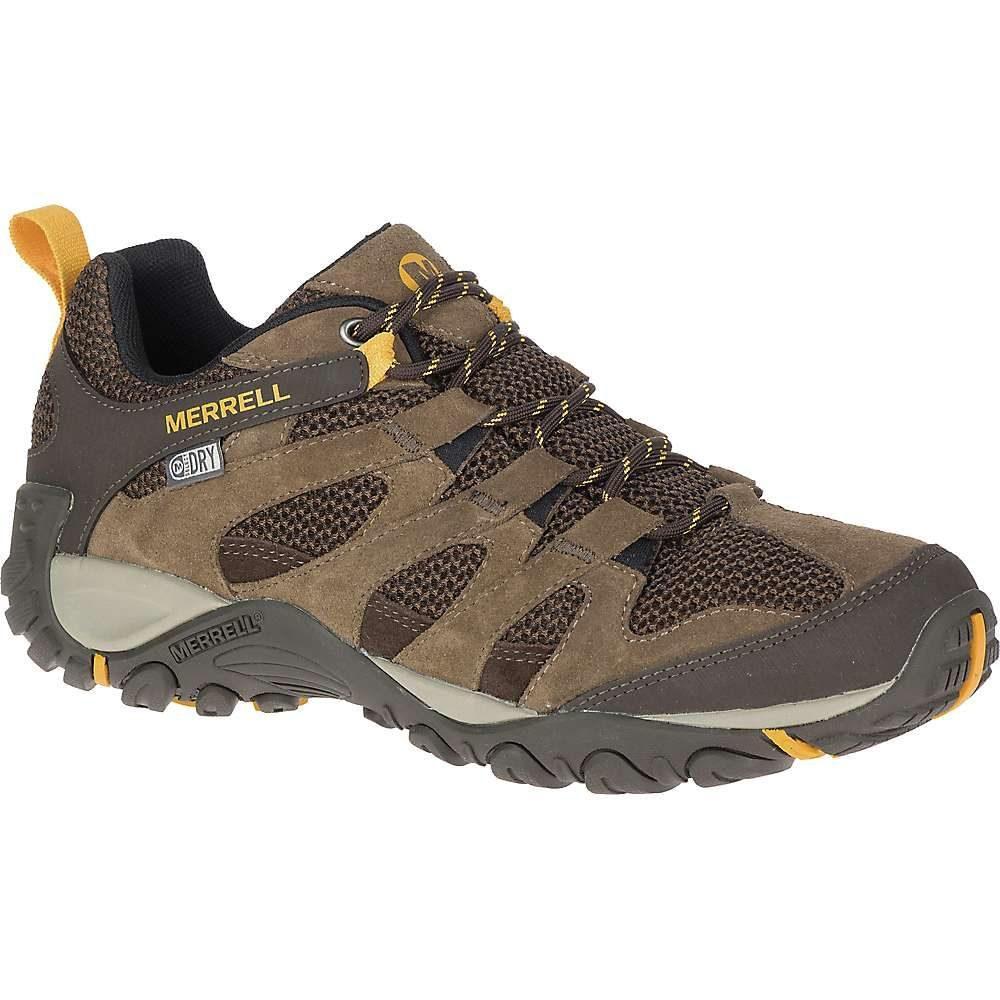 メレル Merrell メンズ ハイキング・登山 シューズ・靴【Alverstone Waterproof Boot】Merrell Stone