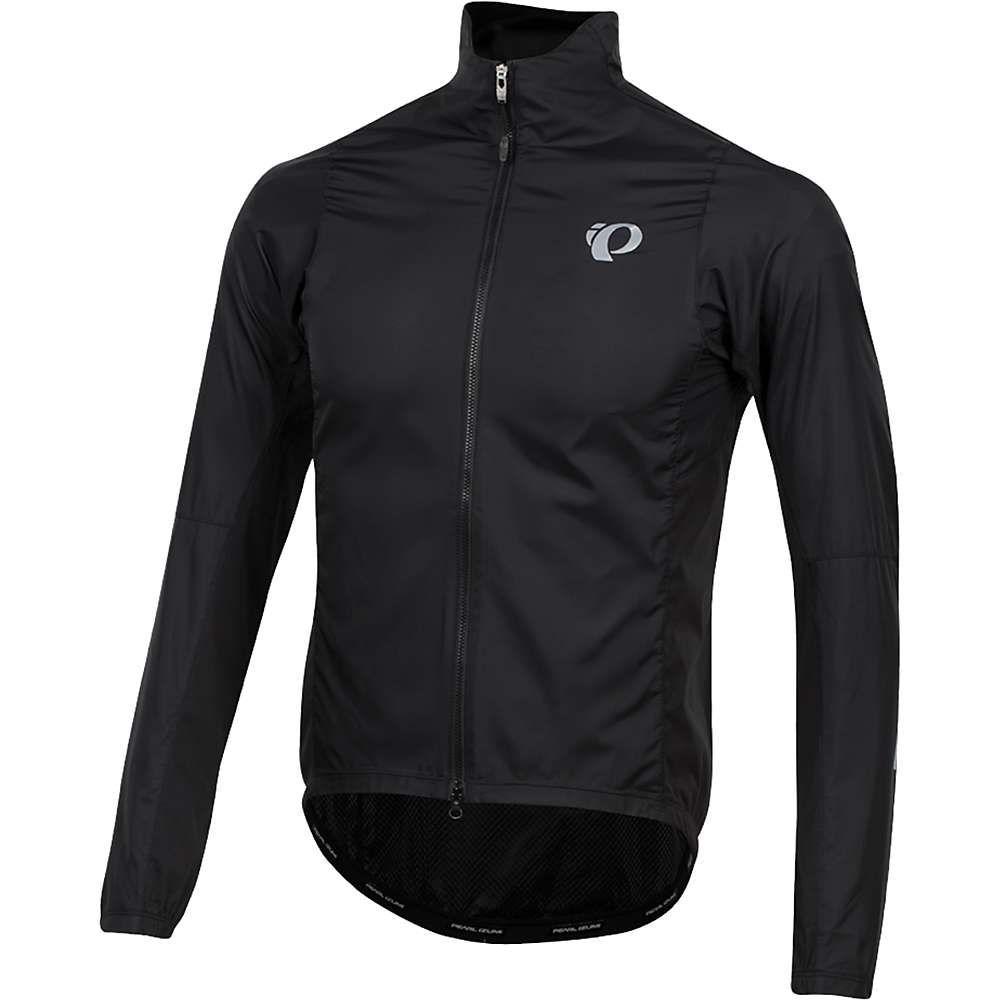 パールイズミ Pearl Izumi メンズ 自転車 アウター【Elite Pursuit Hybrid Jacket】Black