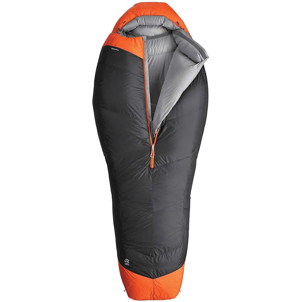 ザ ノースフェイス The North Face メンズ ハイキング・登山【Inferno -20F / -29C Sleeping Bag】Asphalt Grey/Caution Orange