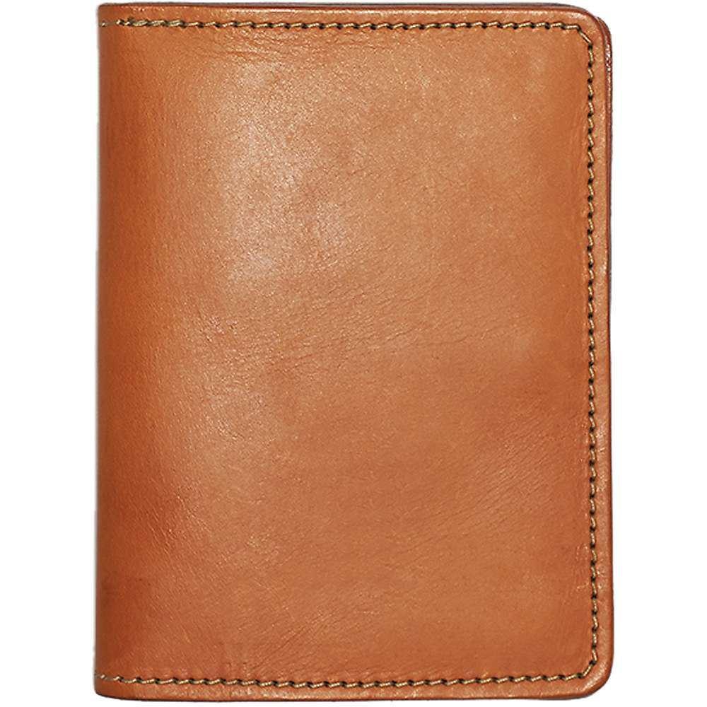 フィルソン Filson ユニセックス カードケース・名刺入れ【Passport and Card Case】Tan Leather