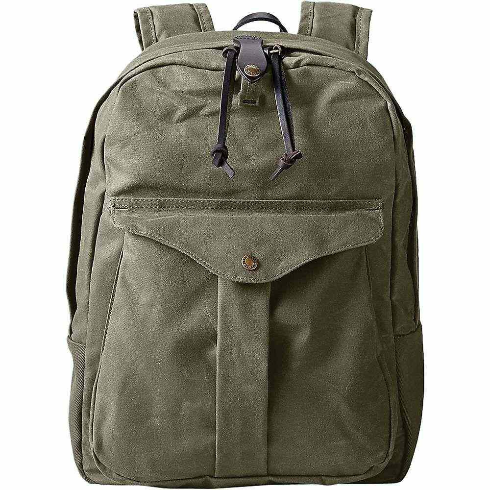 フィルソン Filson ユニセックス バッグ バックパック・リュック【Journeyman Backpack】Otter Green