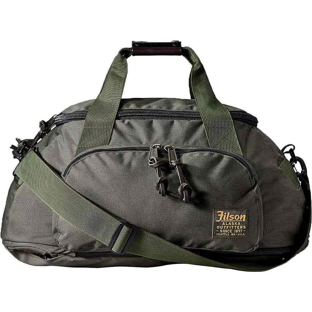 フィルソン Filson ユニセックス バッグ ボストンバッグ・ダッフルバッグ【Duffle Backpack】Otter Green