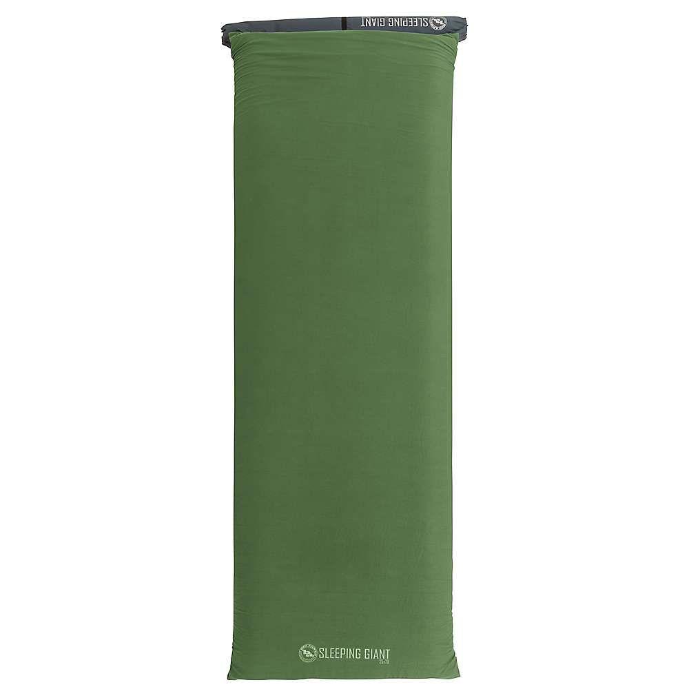 ビッグアグネス Big Agnes ユニセックス ハイキング・登山【Sleeping Giant Pad Cover】Green/Blue
