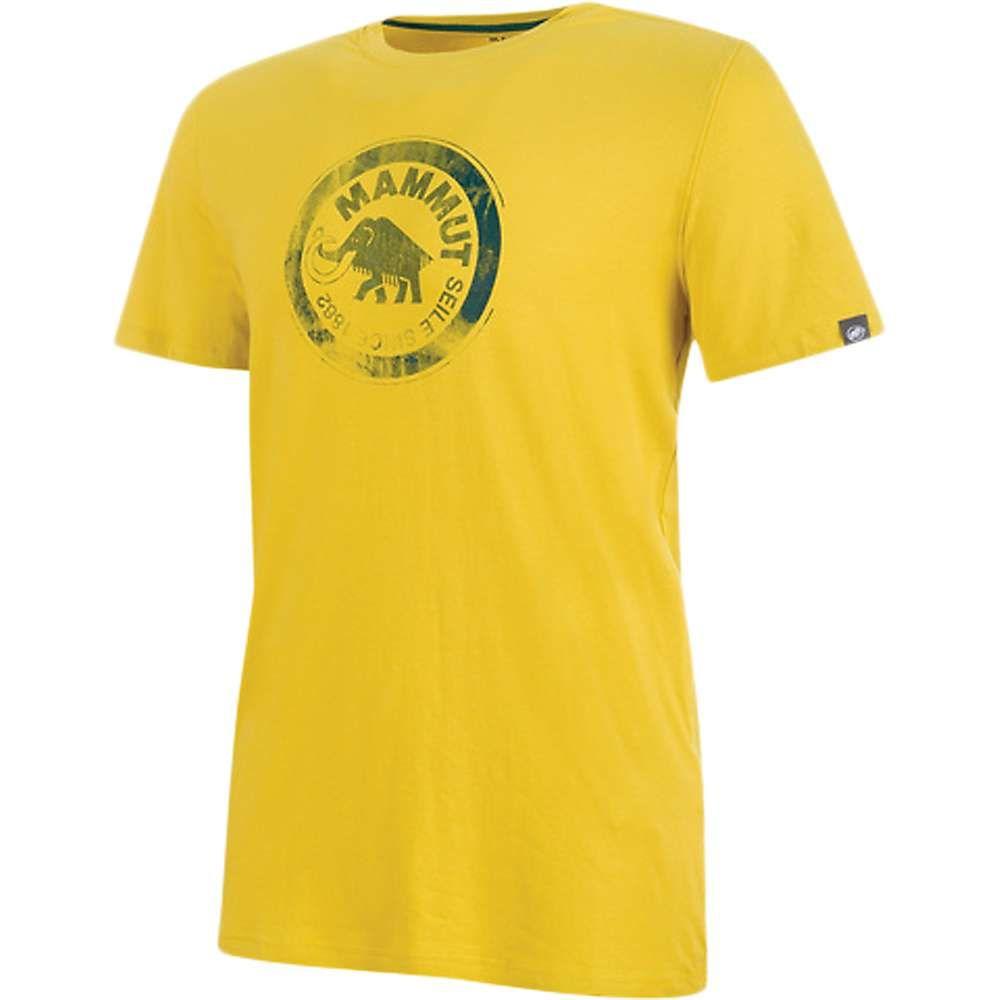 【後払い手数料無料】 マムート Mammut メンズ メンズ ハイキング・登山 T-Shirt】Citron トップス【Seile トップス【Seile T-Shirt】Citron, チチブシ:f6159d67 --- bibliahebraica.com.br