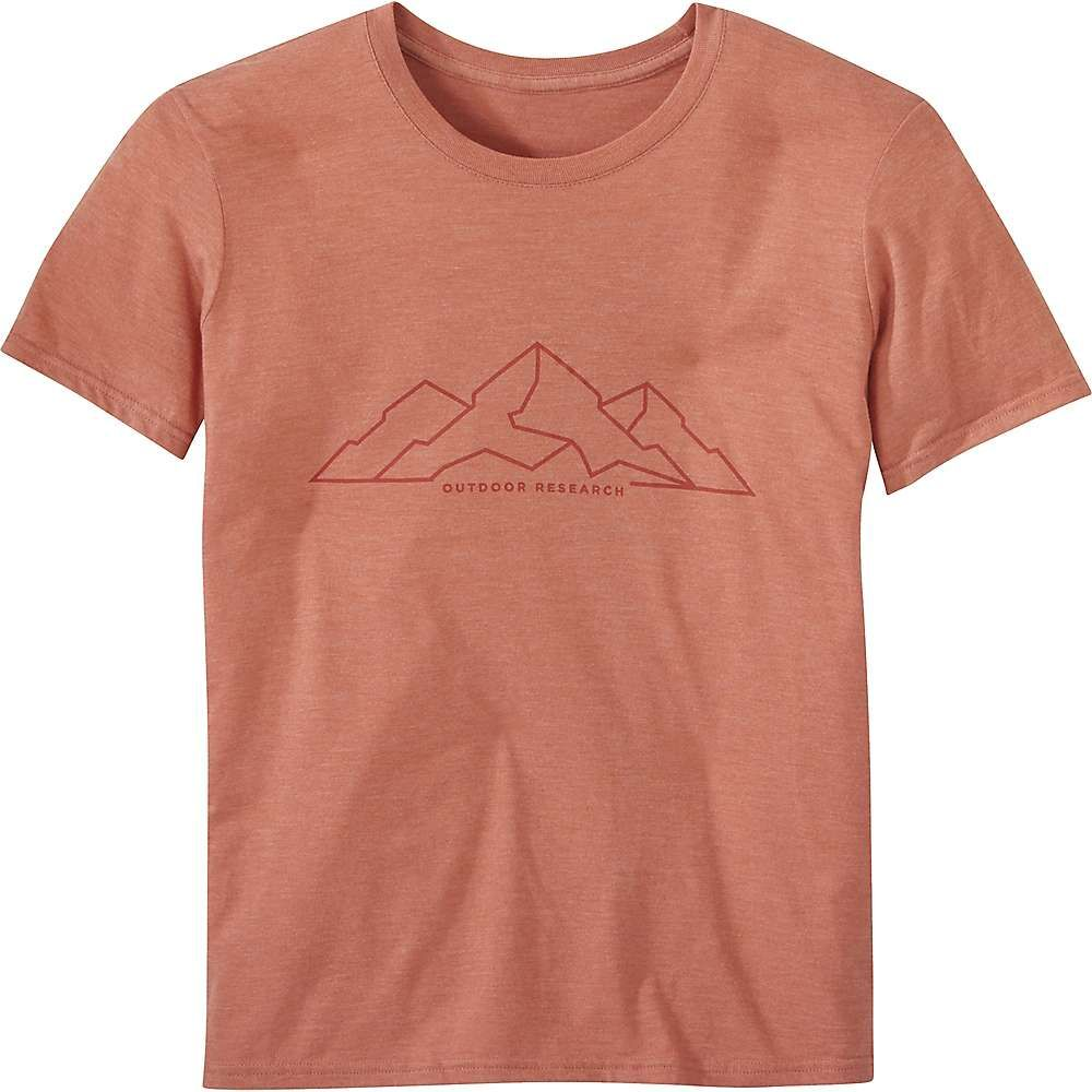 最安値 アウトドアリサーチ Outdoor Research メンズ ハイキング・登山 トップス Tee】Burnt【Peaks Outdoor Tee Research】Burnt Orange, 三好郡:420cbc68 --- bibliahebraica.com.br