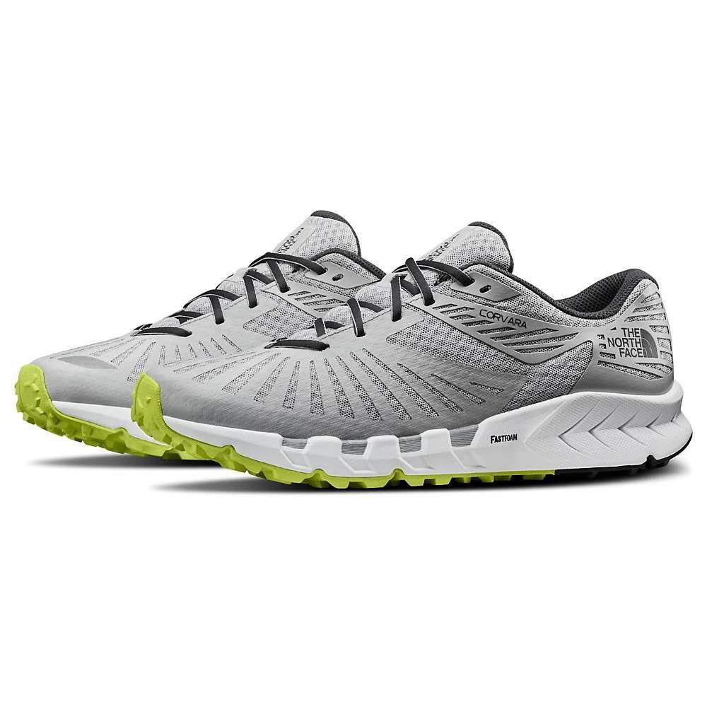 ザ ノースフェイス The North Face メンズ ランニング・ウォーキング シューズ・靴【Corvara Shoe】Micro Chip Grey/Ebony Grey