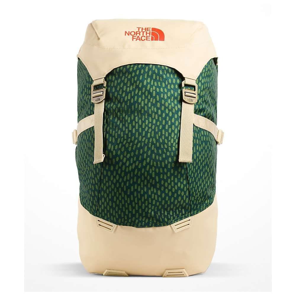 ザ ノースフェイス The North Face メンズ バッグ バックパック・リュック【Homestead Roadtripper Pack】Botanical Garden Green Dab Print/Pale Khaki