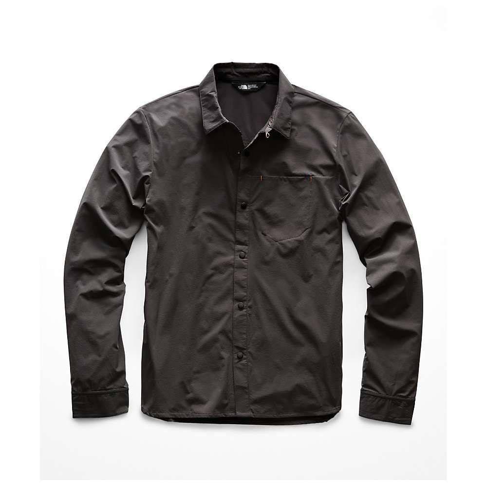 ザ ノースフェイス The North Face メンズ ハイキング・登山 トップス【North Dome LS Shirt】Asphalt Grey