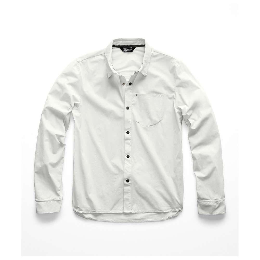 ザ ノースフェイス The North Face メンズ ハイキング・登山 トップス【North Dome LS Shirt】Tin Grey