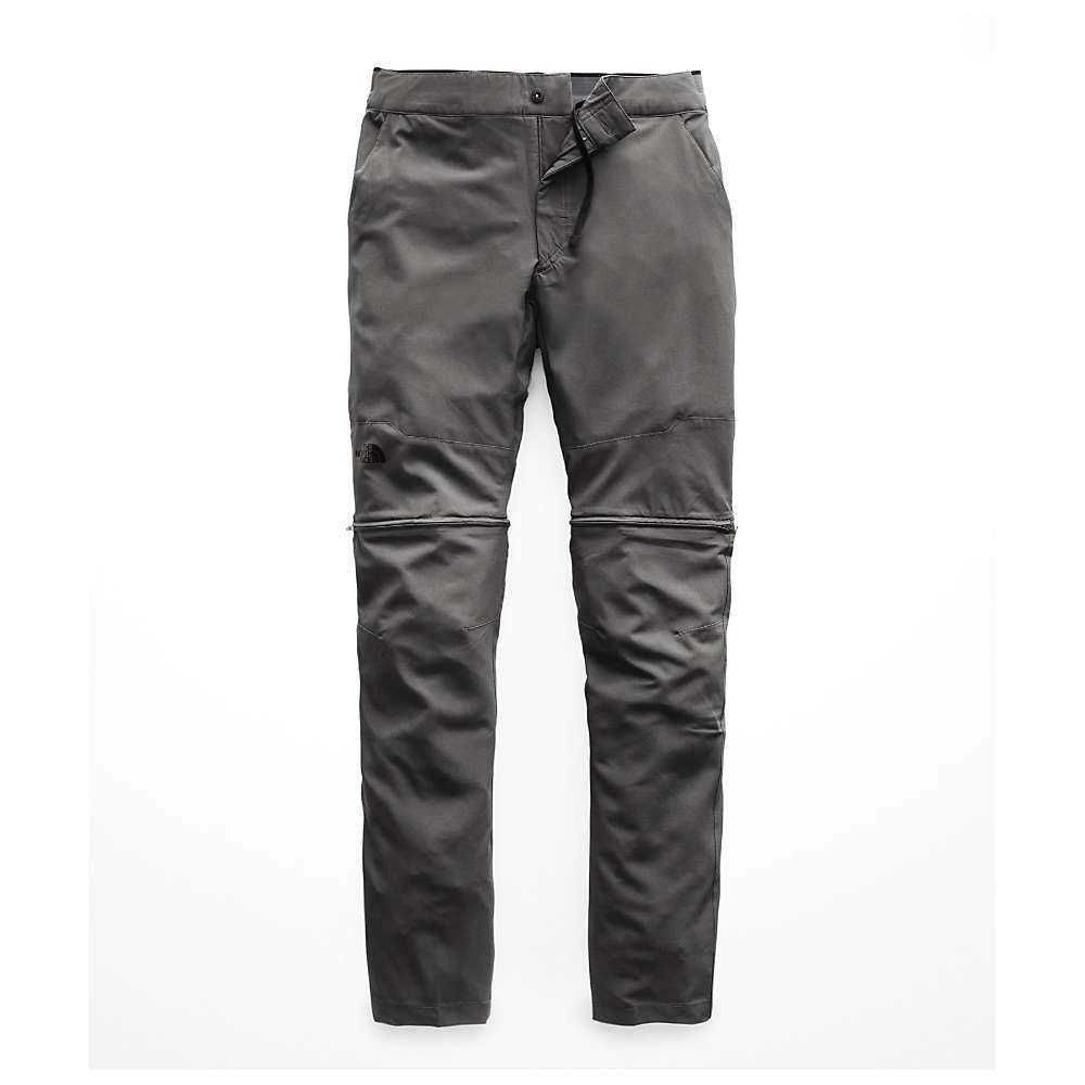 ザ ノースフェイス The North Face メンズ ハイキング・登山 ボトムス・パンツ【Paramount Active Convertible Pant】Asphalt Grey