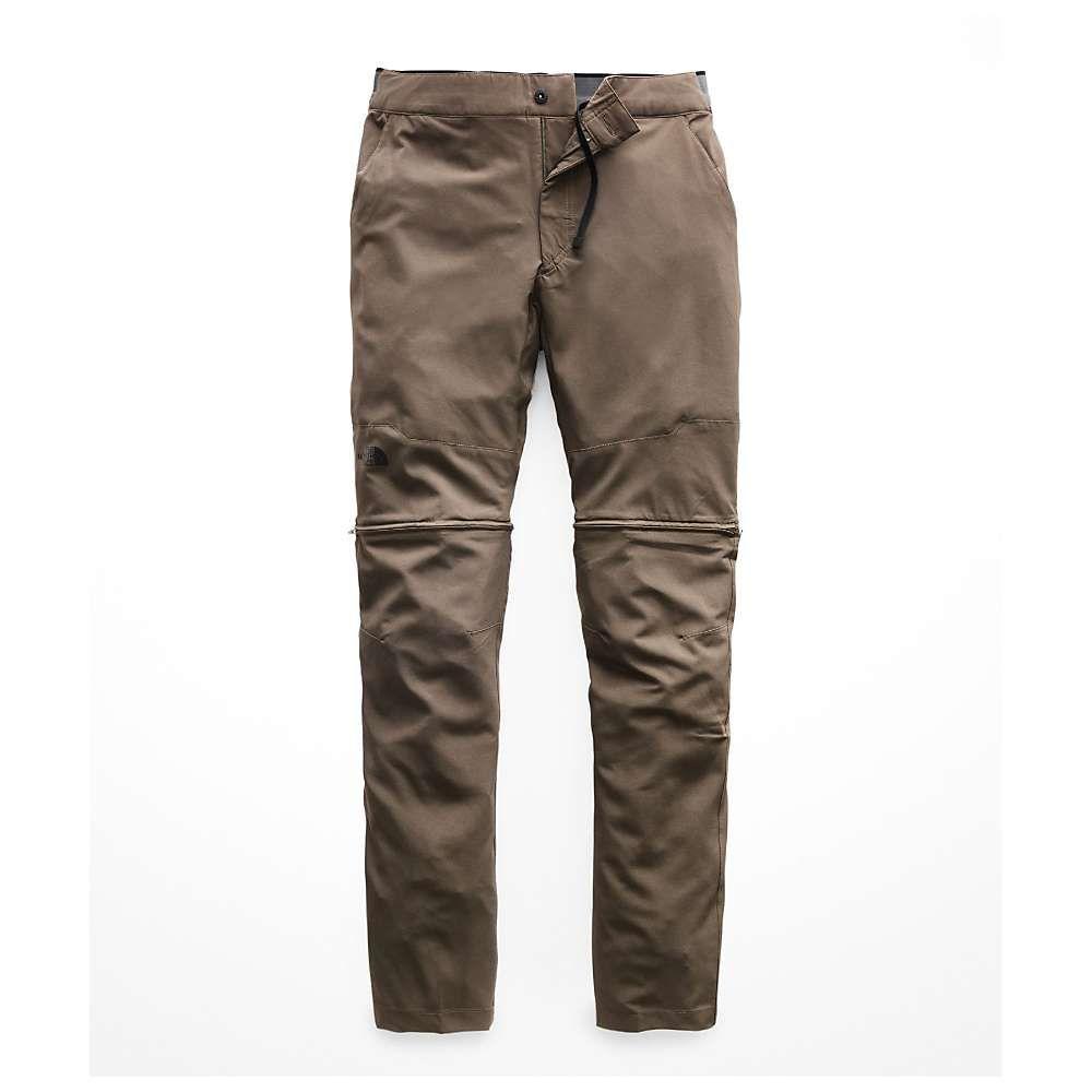 ザ ノースフェイス The North Face メンズ ハイキング・登山 ボトムス・パンツ【Paramount Active Convertible Pant】Weimaraner Brown