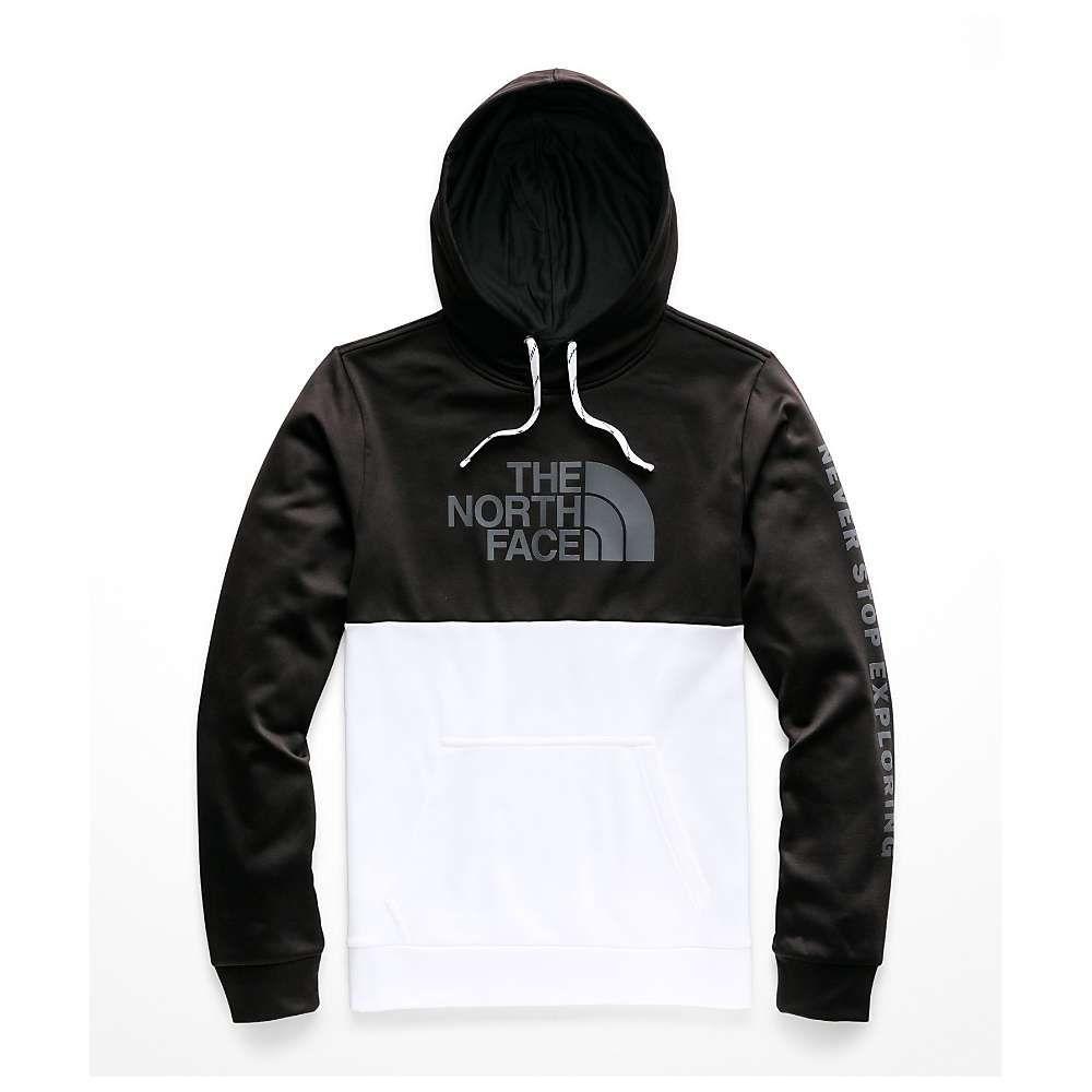ザ ノースフェイス The North Face メンズ ハイキング・登山 トップス【Surgent Block Pullover Hoodie】TNF Black/TNF White