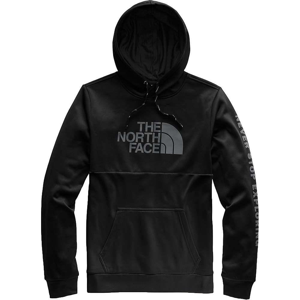 ザ ノースフェイス The North Face メンズ ハイキング・登山 トップス【Surgent Block Pullover Hoodie】TNF Black