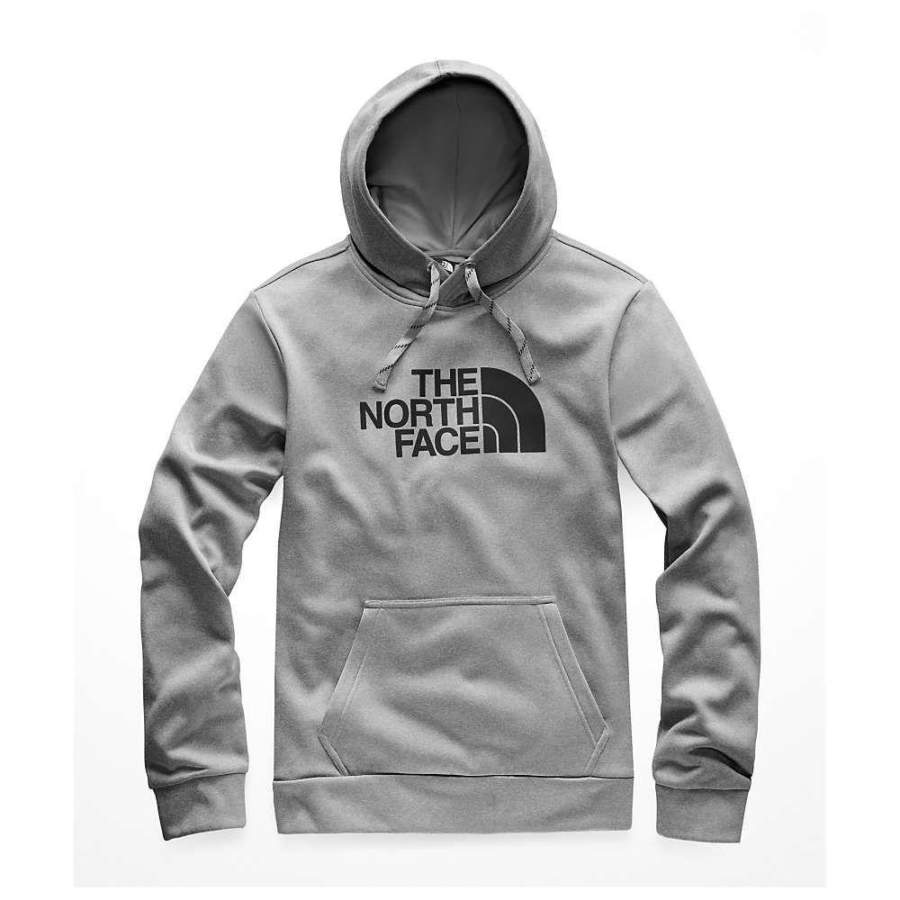 ザ ノースフェイス The North Face メンズ ハイキング・登山 トップス【Surgent Pullover Half Dome 2.0 Hoodie】TNF Medium Grey Heather/TNF Black