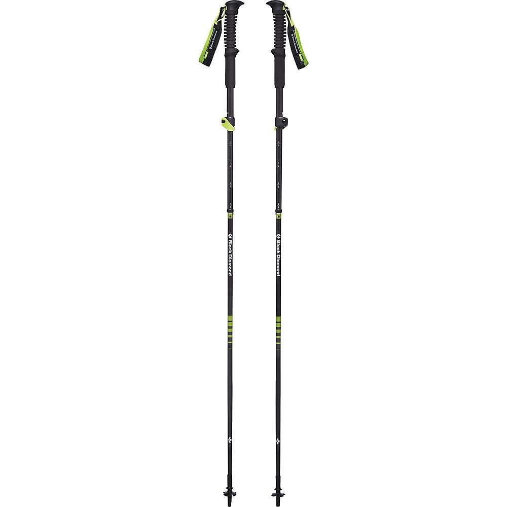 ブラックダイヤモンド Black Diamond ユニセックス ハイキング・登山【Distance Carbon AR Trekking Pole】Wasabi