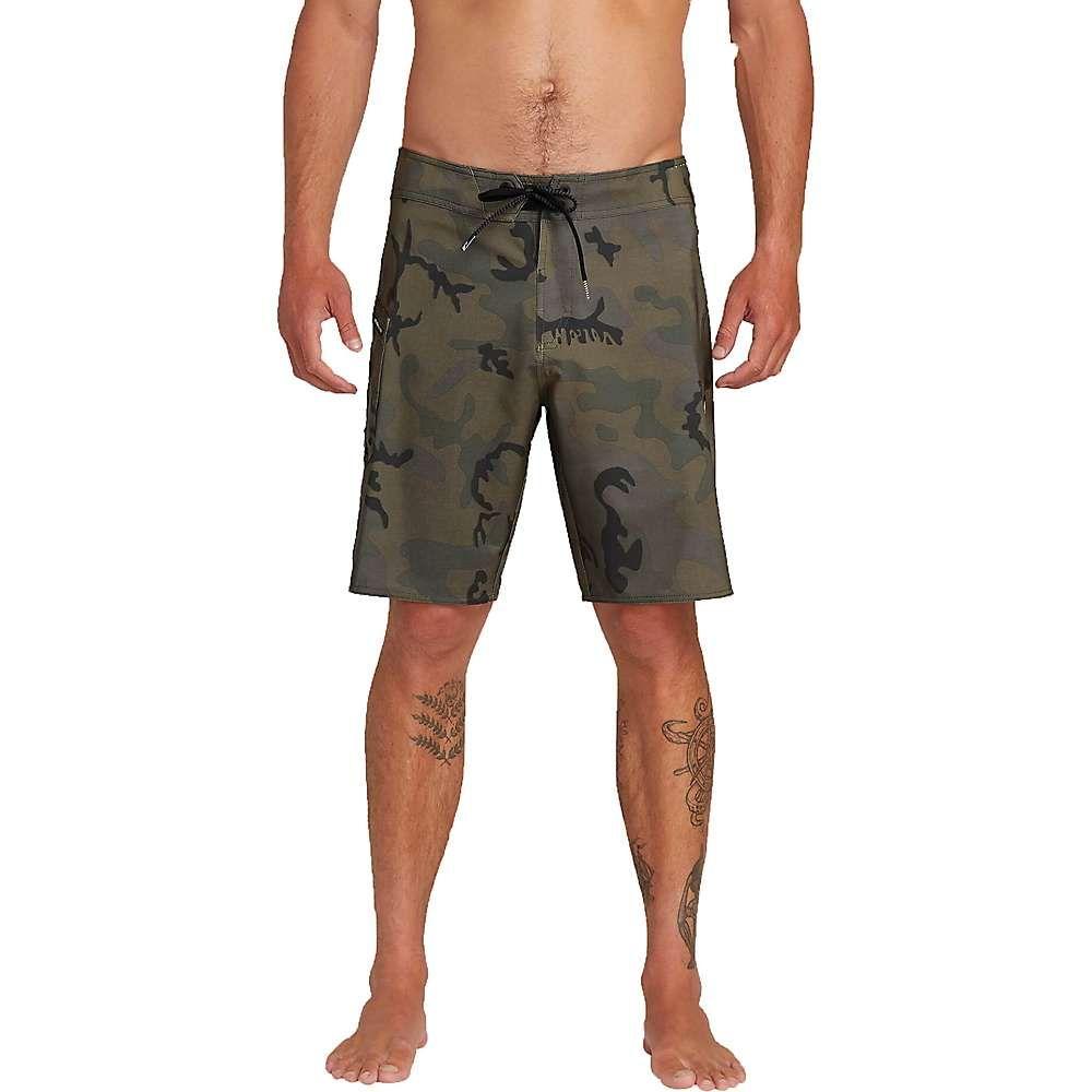 ボルコム Volcom メンズ 水着・ビーチウェア 海パン【Lido Solid Mod 20 Inch Boardshort】Camouflage