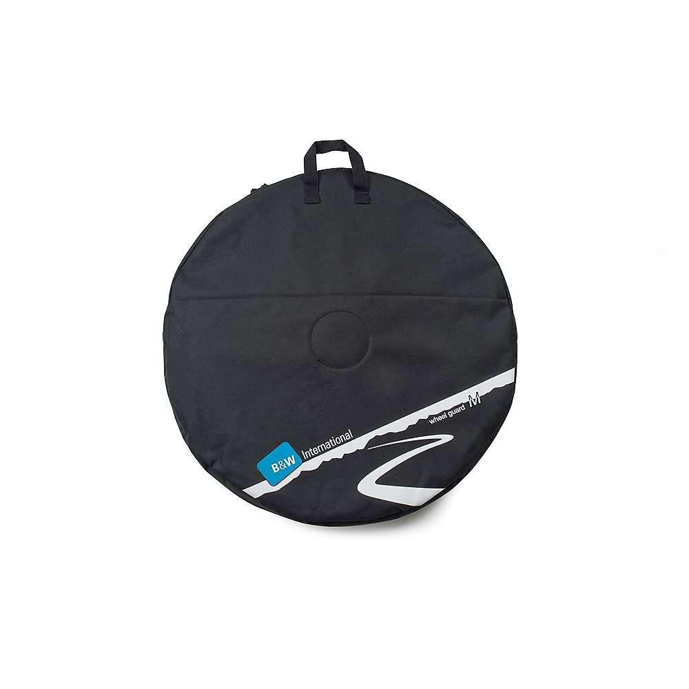 B&W ユニセックス 自転車【Black Medium Wheelguard】Black